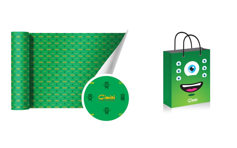 Shopper e carta regalo Cimini Giocattoli