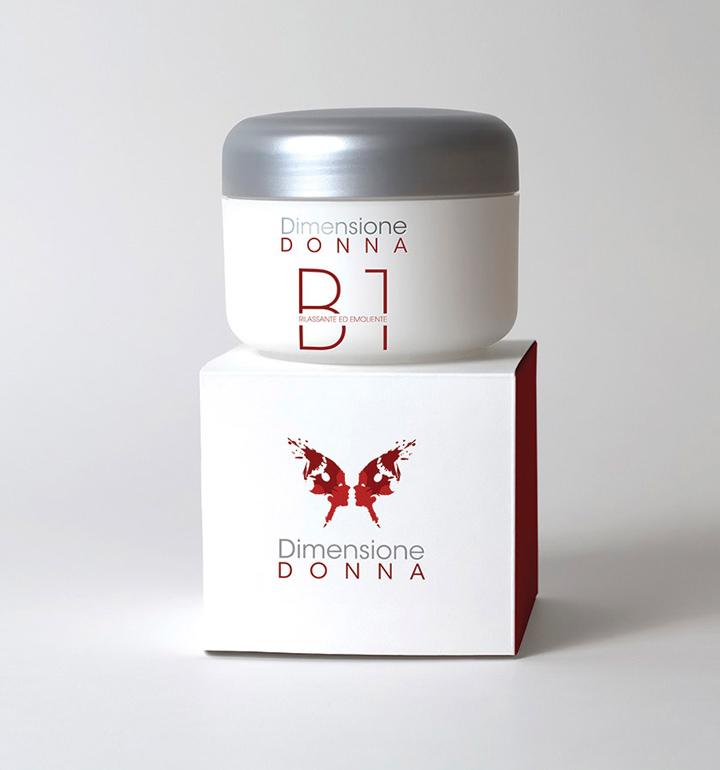 Brand Identity Dimension Donna