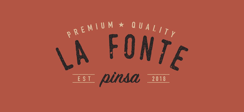 logo La Fonte pinsa