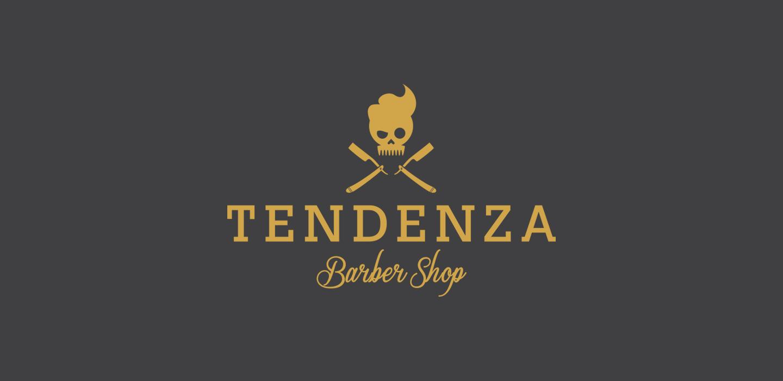 Logo Tendenza Barbershop