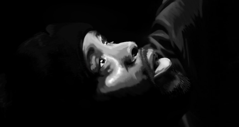 Metod Man from Wu-Tang Clan Illustration detail