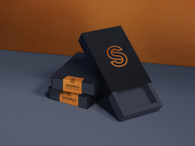 Packaging oreficeria simonelli